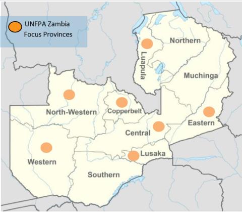 UNFPA Zambia   About us